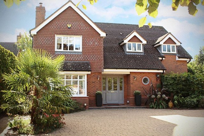 Whitefields Road, Solihull