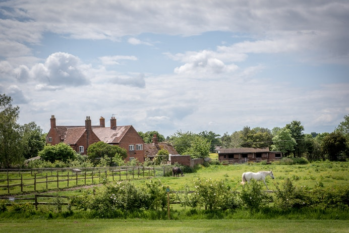 Mousley House Farm, Mousley End