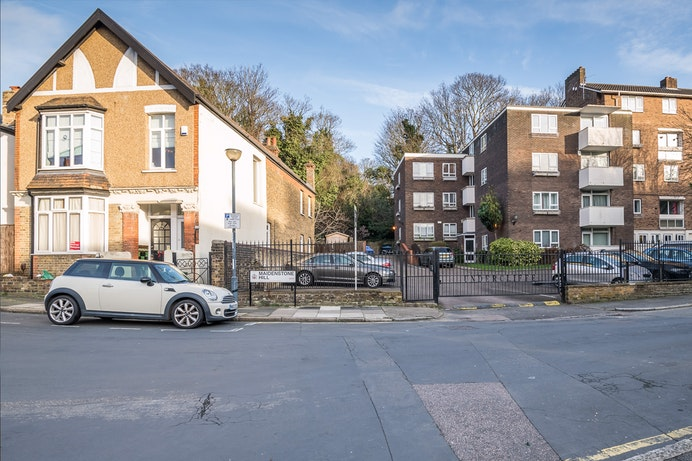 Blackheath Hill, Ashburnham Triangle for sale with Mr and Mrs Clarke estate agent