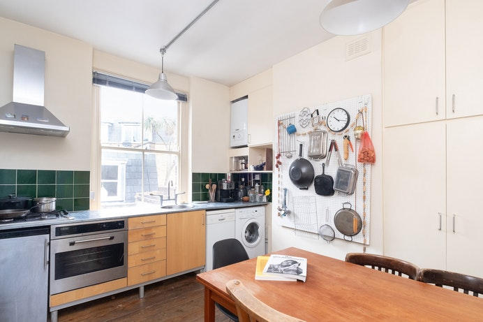 Virginia Mews, Shoreditch for sale with Mr and Mrs Clarke estate agent
