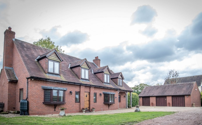 The Willows, Chadwick End for sale with Mr and Mrs Clarke estate agent