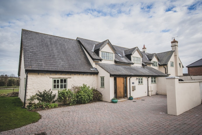 Gilwern Farm, Ponthir for sale with Mr and Mrs Clarke estate agent