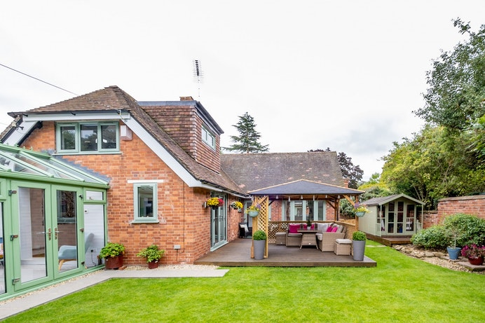 The Laurels, Moreton Paddox for sale with Mr and Mrs Clarke estate agent