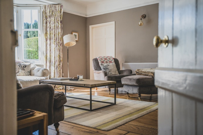 Old Rectory, Shirenewton for sale with Mr and Mrs Clarke estate agent