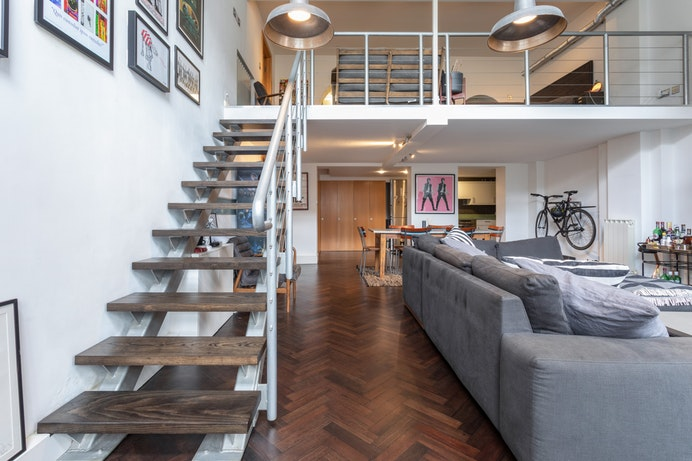 Park Lofts, Clapham for sale with Mr and Mrs Clarke estate agent